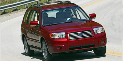 2006 Subaru Forester (Natl)