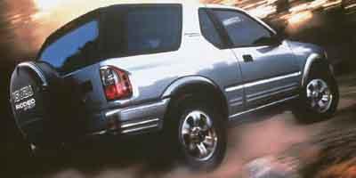 2002 Isuzu Rodeo Sport