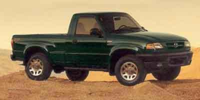 2001 Mazda B-Series 4WD Truck