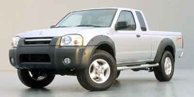 2001 Nissan Frontier 2WD