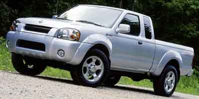 2001 Nissan Frontier 4WD