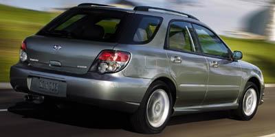2006 Subaru Impreza Wagon