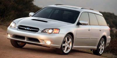 2006 Subaru Legacy Wagon (Natl)