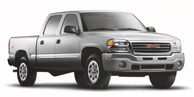 2006 GMC Sierra 1500HD
