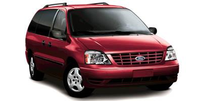 2007 Ford Freestar Wagon