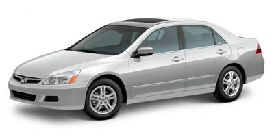 2007 Honda Accord Sedan