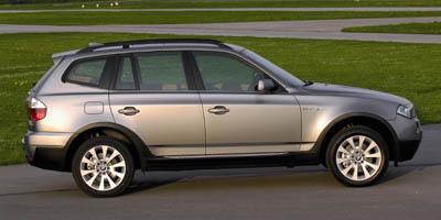 2007 BMW X3-Series