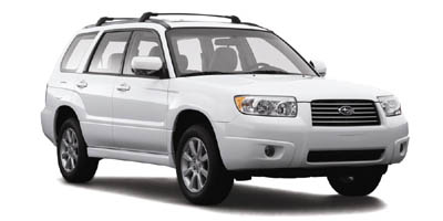 2007 Subaru Forester (Natl)