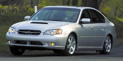 2007 Subaru Legacy Sedan (Natl)