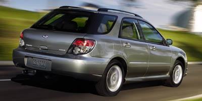 2007 Subaru Impreza Wagon (Natl)