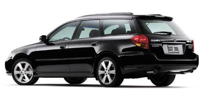 2007 Subaru Legacy Wagon (Natl)