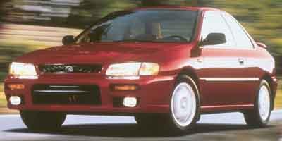 2001 Subaru Impreza Coupe