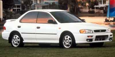 2001 Subaru Impreza Sedan