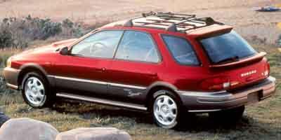 2002 Subaru Impreza Wagon