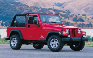 2005 Jeep Wrangler 1
