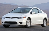 2007 Honda Civic Cpe 5