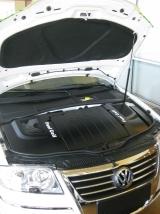 Volkswagen Hydrogen Fuel Cell Vehicle