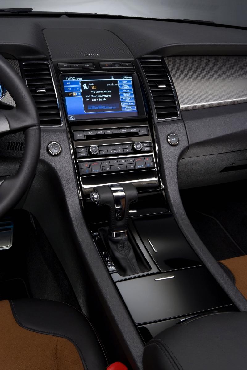 2010 ford taurus sho car maintenance and car repairs driverside