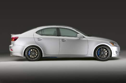 2009 Lexus Is 350 F Sport Car Maintenance And Car