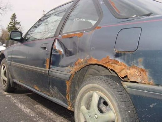 How To Do Car Body Repairs