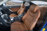 Hyundai Genesis Coupe Seats