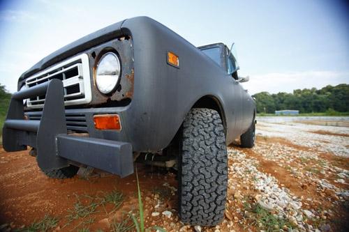 Cooper Off Road Tires >> BFGoodrich All-Terrain T/A KO Tires - Car Maintenance and Car Repairs - DriverSide