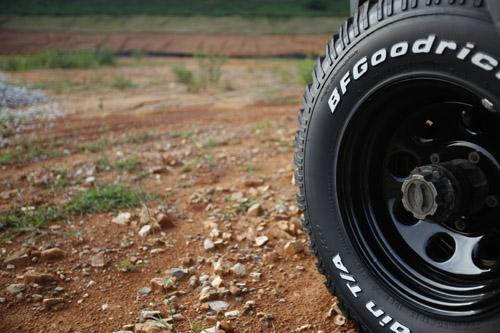 Best All Weather Tires >> BFGoodrich All-Terrain T/A KO Tires - Car Maintenance and Car Repairs - DriverSide