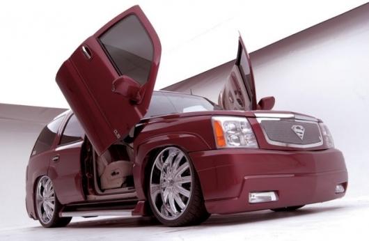 Shaq's Cadillac