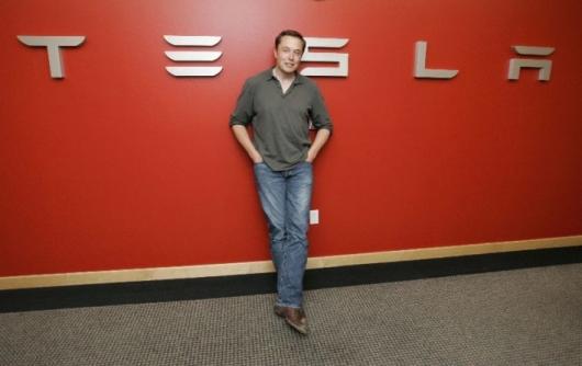 Tesla founders