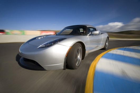 500th Tesla Roadster
