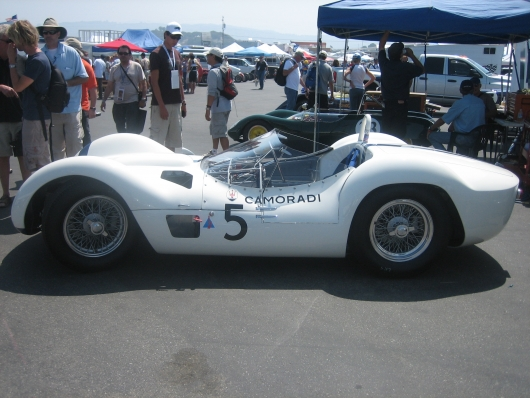 Maserati MC12 Tipo 61 Birdcage