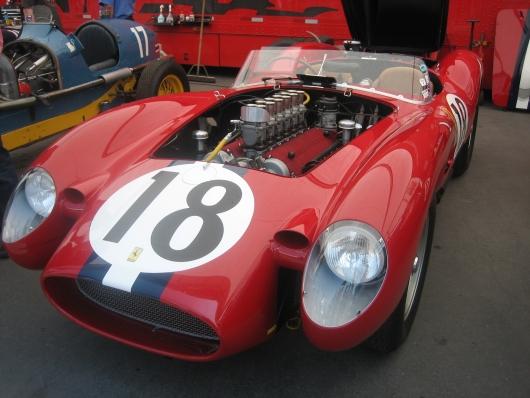 1957 Ferrari Testarossa V-12