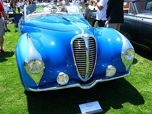 1948 Delahaye Cabriolet