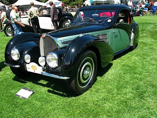 1937 Bugatti 57S Atalante
