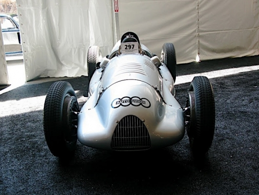 1939 Auto Union D-Type