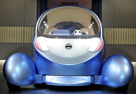 Nissan Pivo2
