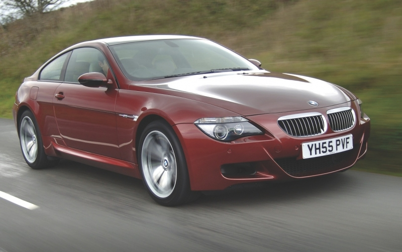 Bmw M6 2010. 2010 BMW M6 Car Guide - DriverSide