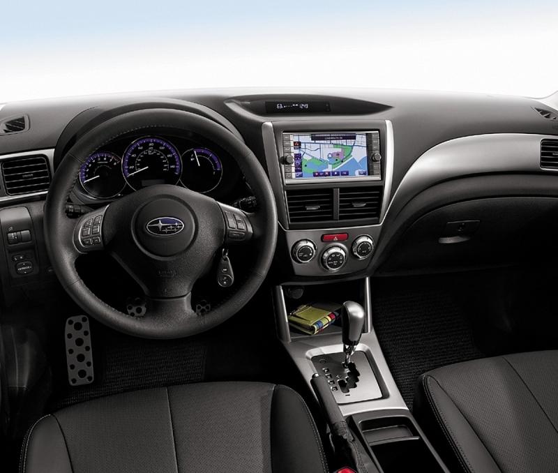 2010 Subaru Forester 2 5XT Limited - Car Maintenance and Car