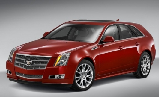 The Cadillac CTS Is Considered By Many To Be One Of The Best American Cars  On The Road Today, And The CTS Sport Wagon Makes An Already Successful Car  More ...