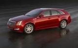 2010 Cadillac CTS Wagon 1