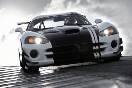 Dodge Viper ACR-X from CNET