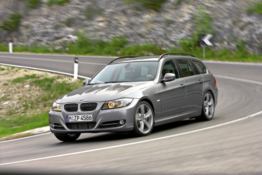 2010 BMW 3 Series Wagon
