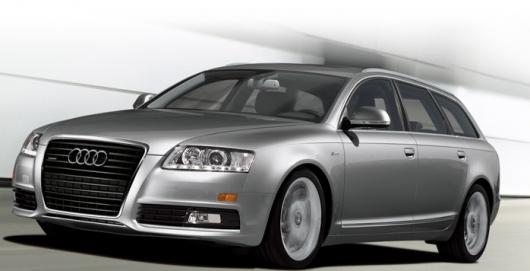 2010 Audi A6 Avant