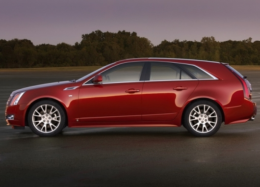 2010 Cadillac CTS Sports Wagon