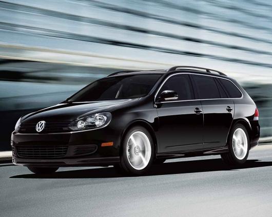 2010 Volkswagen Jetta TDI Wagon