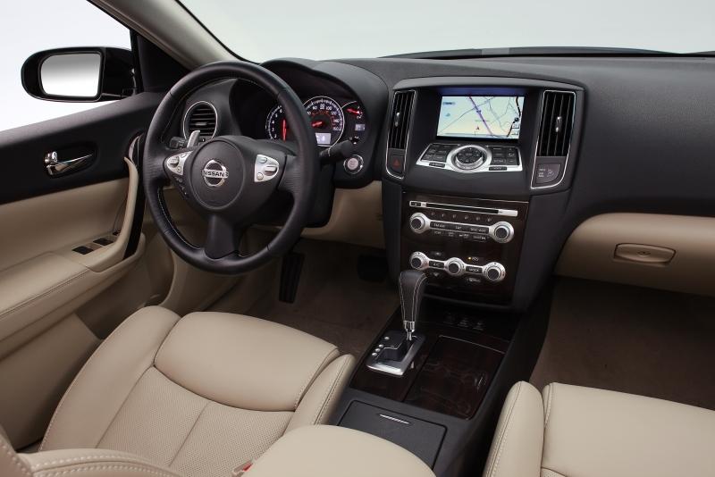 2012 Nissan Maxima 3.5 SV Premium Package - Car ...