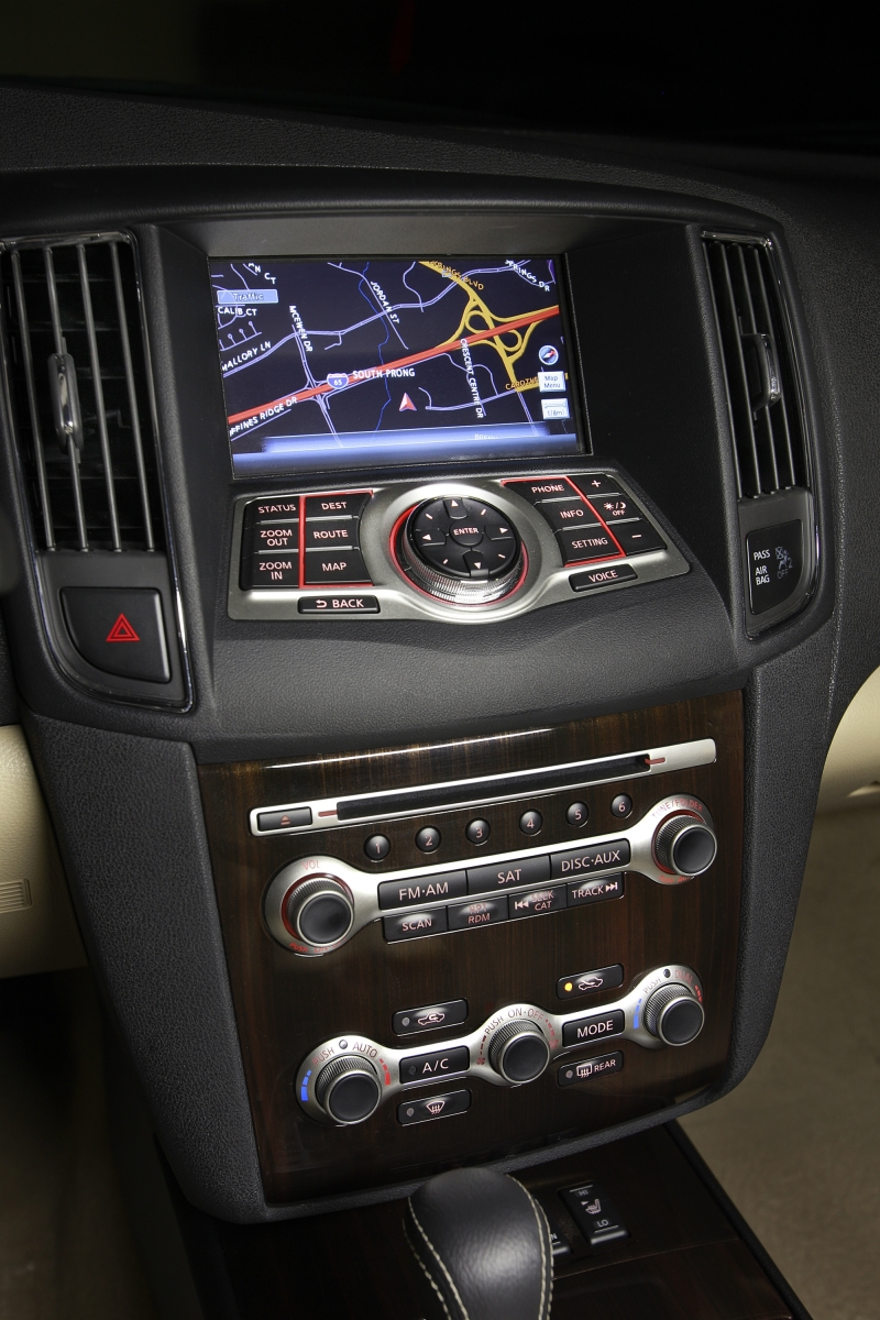 2012 Nissan Maxima 3 5 Sv Premium Package Car