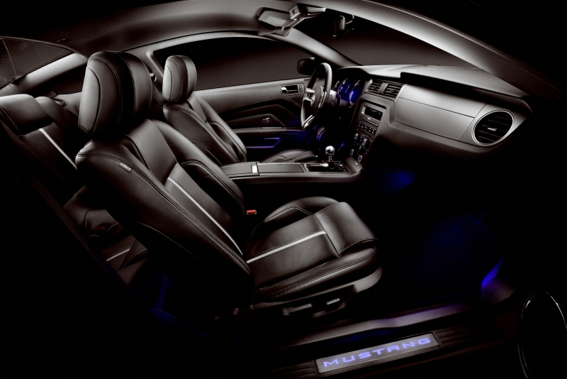 2013 ford mustang gt california special coupe car - 2013 mustang interior accessories ...