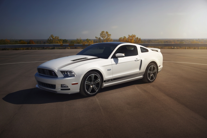 2013 Ford Mustang GT California Special Coupe  Car Maintenance