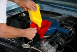 Summer engine oil